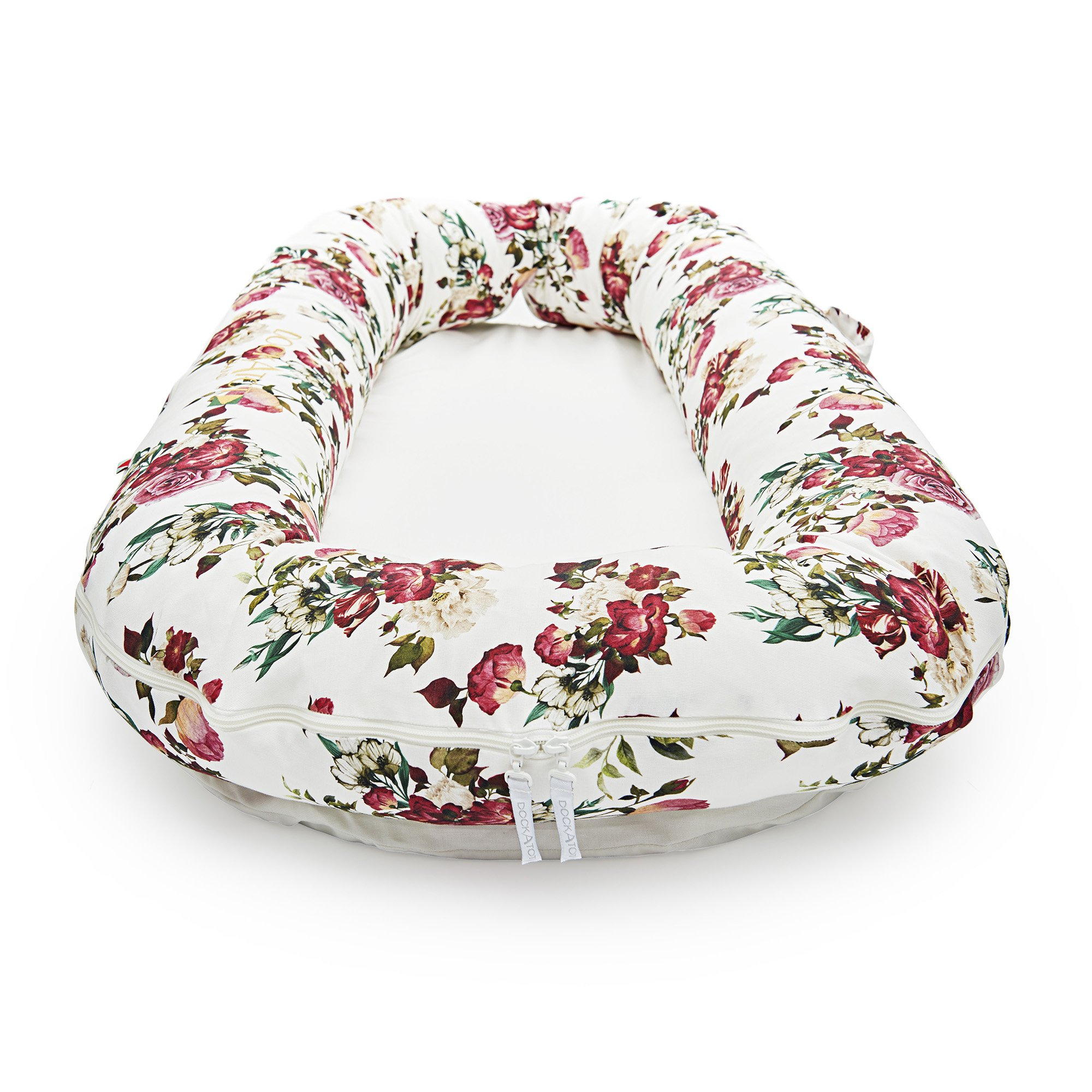 Dockatot Grand La Vie En Rose Baby Lounger Pillows