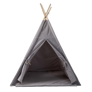 Grey Teepee with Mat