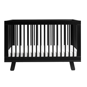 Babyletto Hudson 3-in-1 Convertible Crib - Black