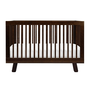 Babyletto Hudson 3-in-1 Convertible Crib - Espresso