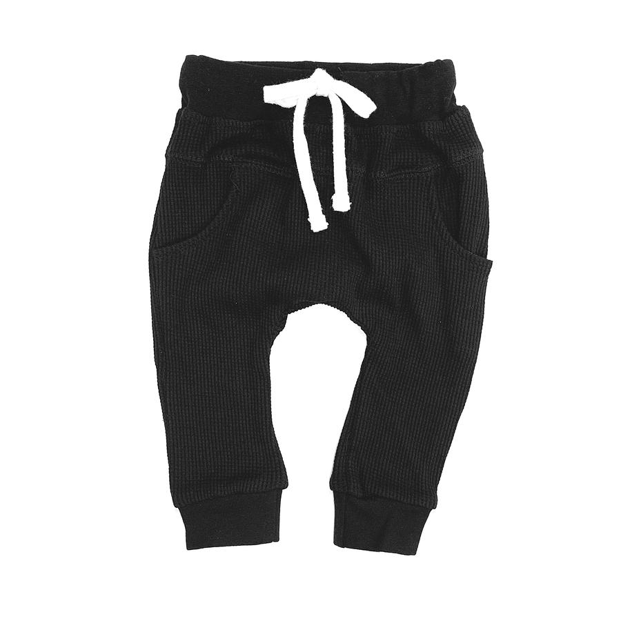 Thermal Joggers - Black
