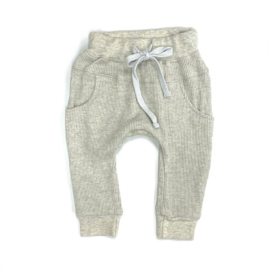 Thermal Joggers - Oatmeal