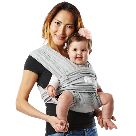 Baby K'tan Original in Heather Grey | Shop Wrap Carriers ...