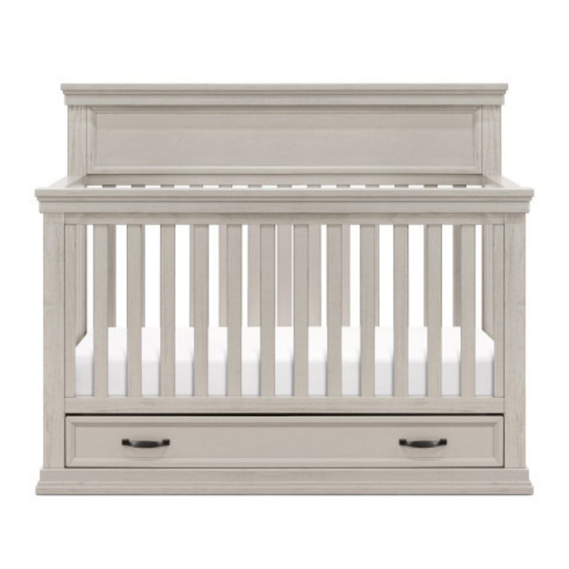 Franklin & Ben Langford 4 in 1 Crib - London Fog