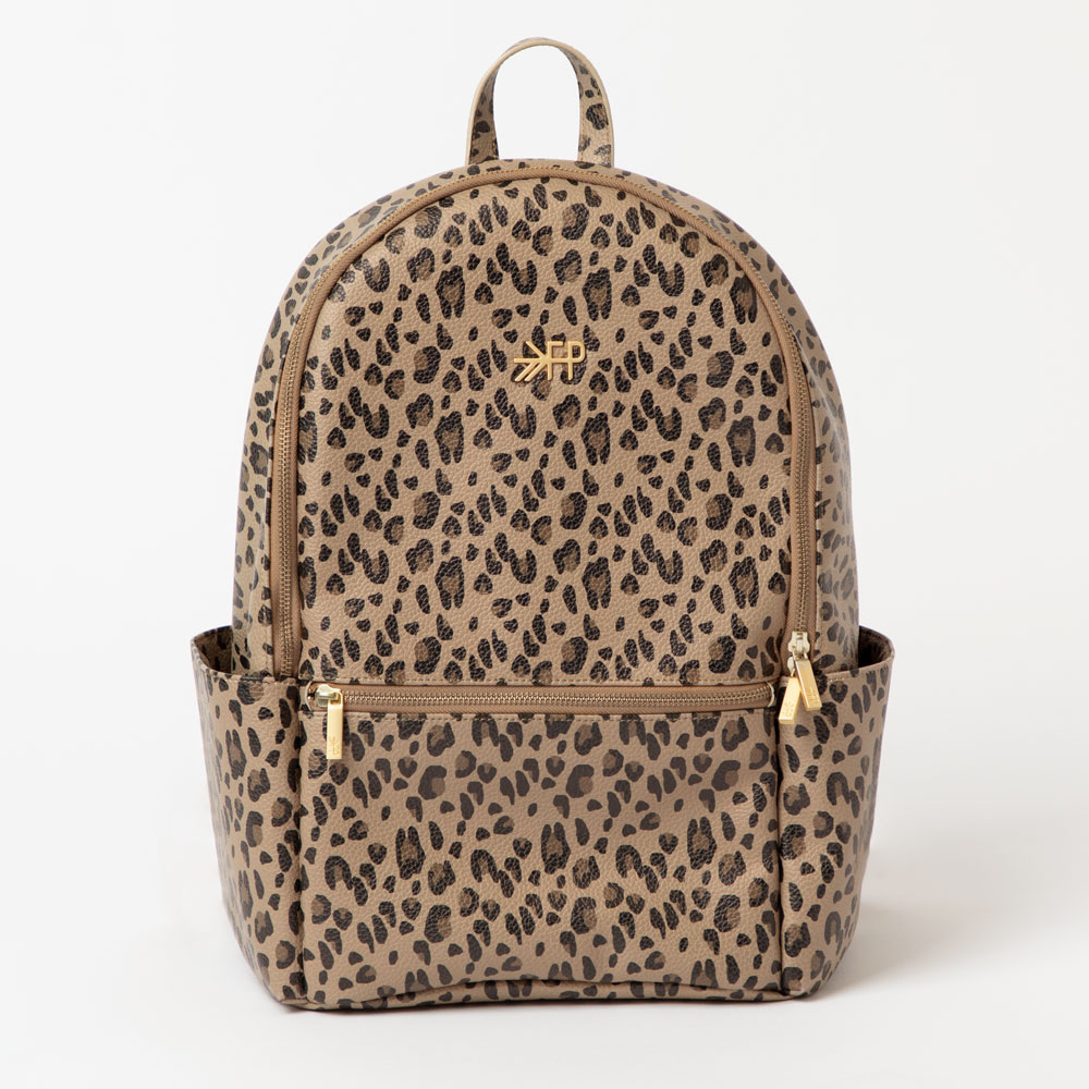 Freshly Picked Classic City Pack - Leopard