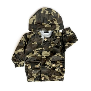 Camo Lightweight Military Jacket