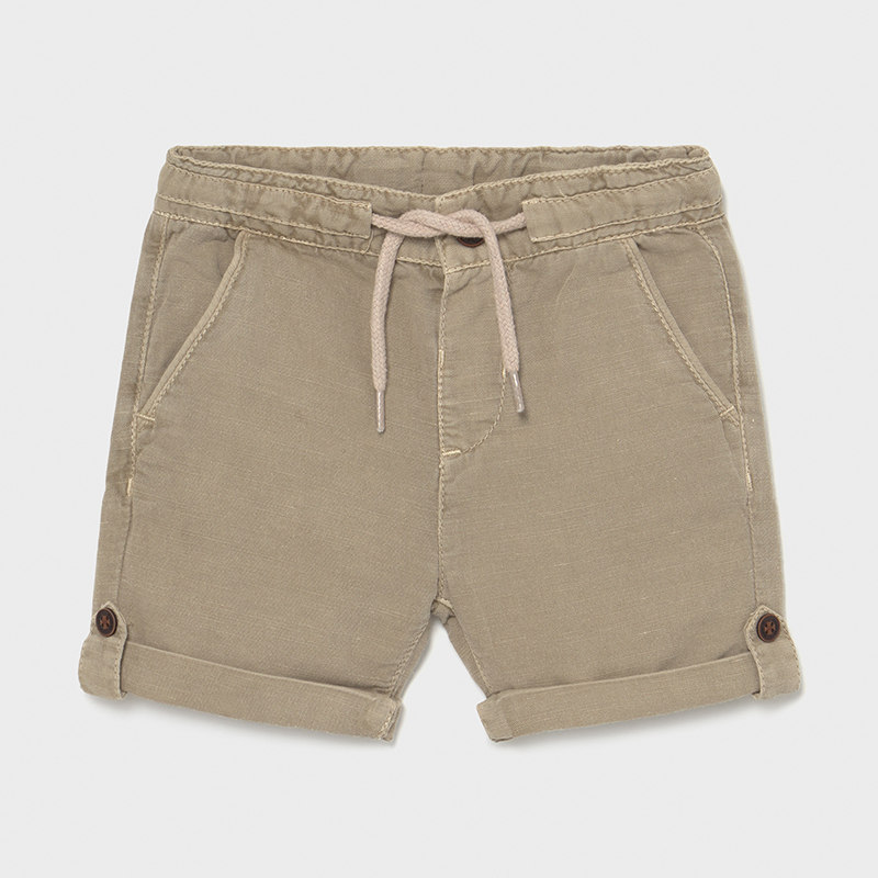 Mayoral Linen Casual Shorts