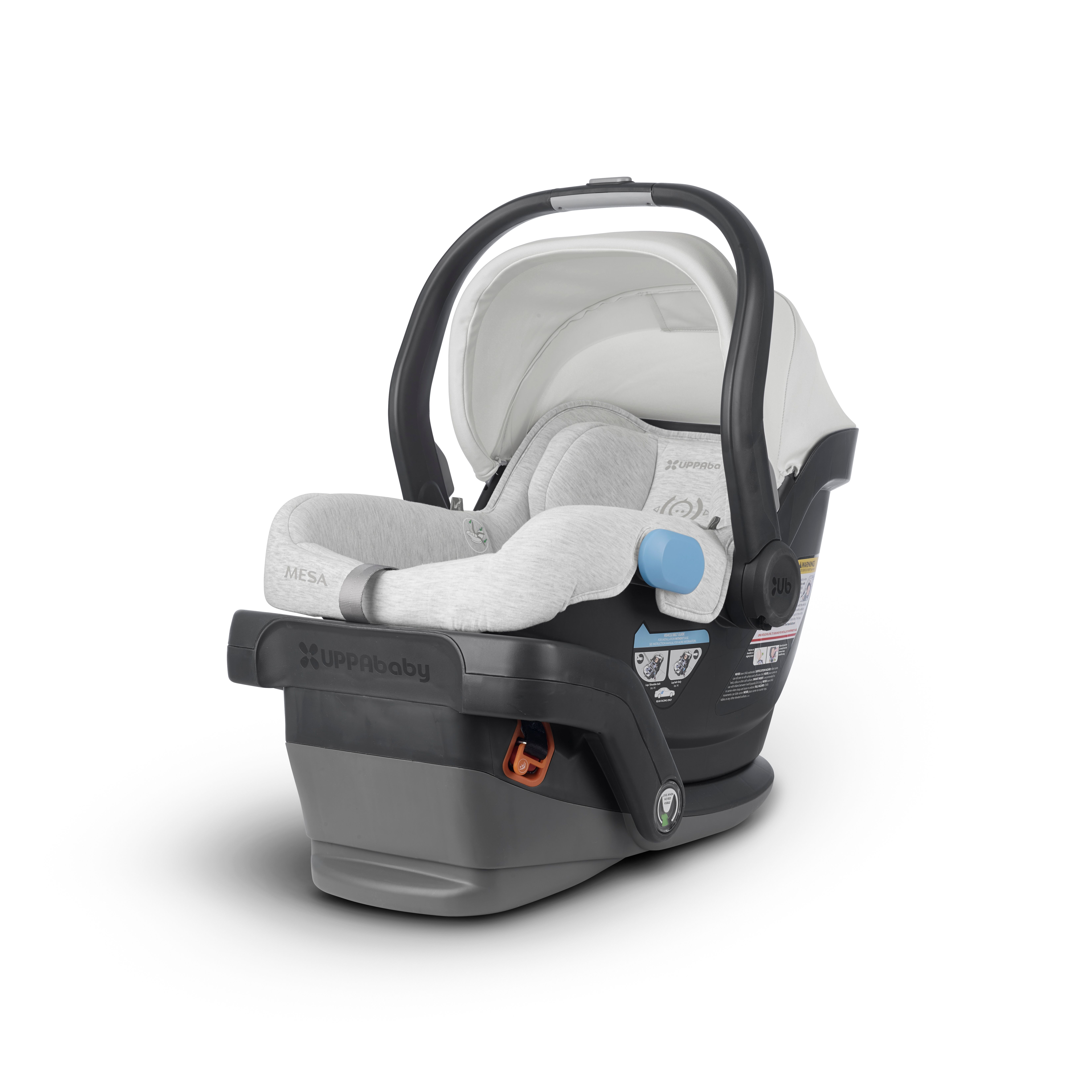 New Uppababy Mesa In Bryce Affordable Infant Car Seats That Wont Compromise Safety Now At Sugarbabies