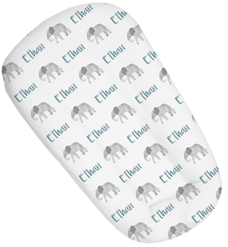3f534d2061 Quick Change Cover for DockATot™ - Mighty Elephant