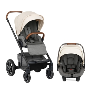 2019 Nuna MIXX Travel System LX - Birch