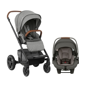 Nuna MIXX Travel System LX - Granite