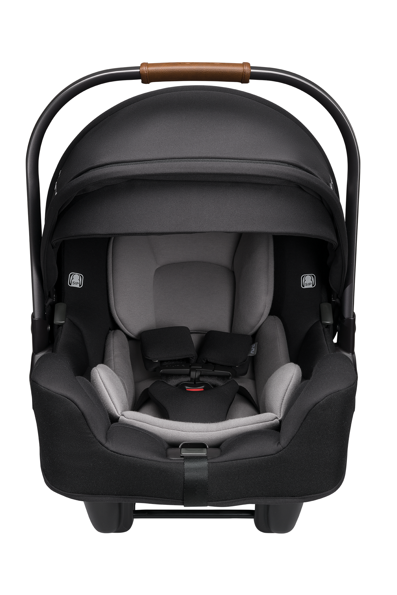 Nuna Pipa Rx Infant Car Seat In Caviar Shop The Lightest Car Seat On The Market At Sugarbabies
