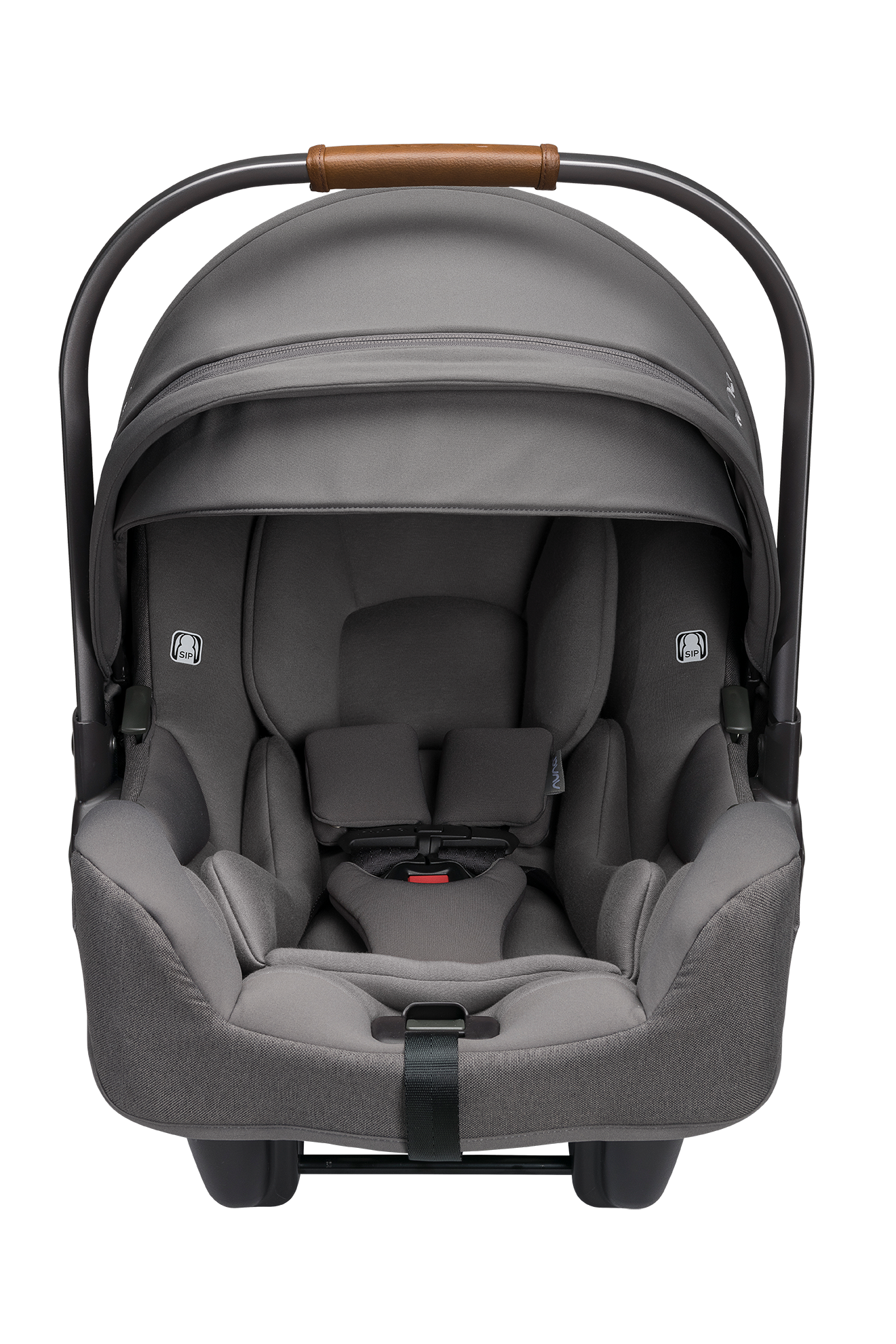 Nuna Pipa Rx Infant Car Seat In Granite Shop The Lightest Car Seat On The Market At Sugarbabies