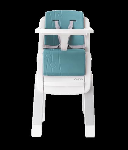 Nuna Zaaz High Chair In Jade