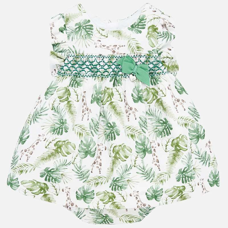 Mayoral Dress Baby Girl - Amazon