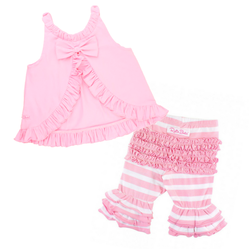 Rufflebutts Pink Swing Set Shop Summer Styles For Girls At