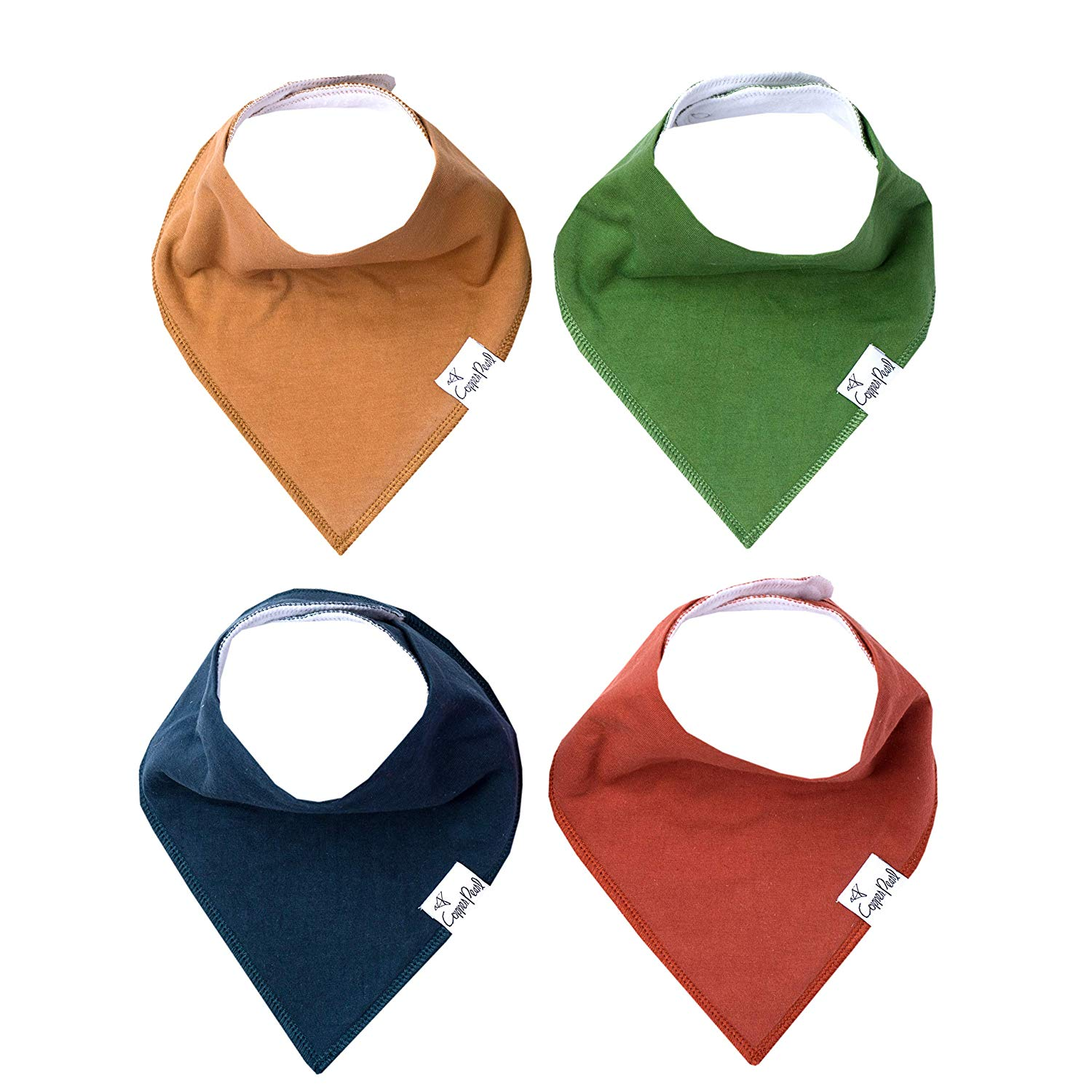 Bandana Bib Set - Ridge