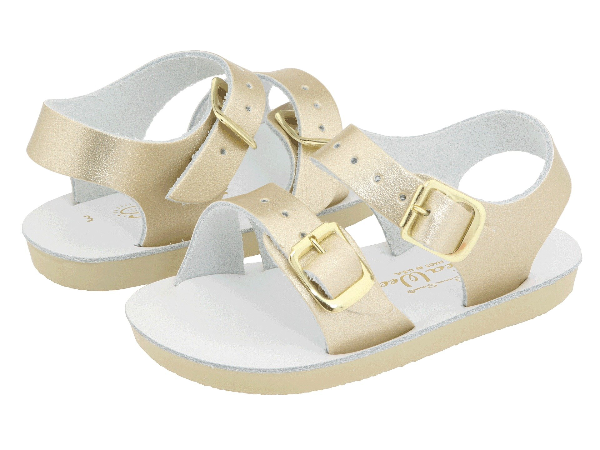 9792816516be Sun San Sea Wees in Gold