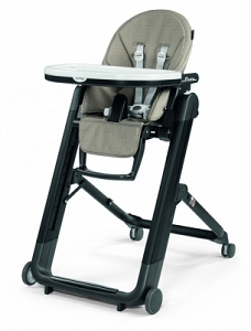 Peg Perego Siesta High Chair - Ginger Grey