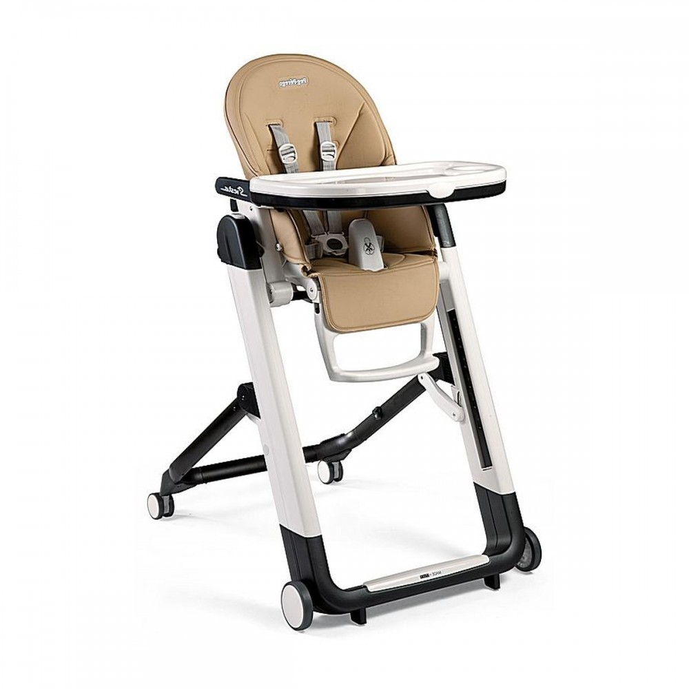 Peg Perego Siesta High Chair - Noce