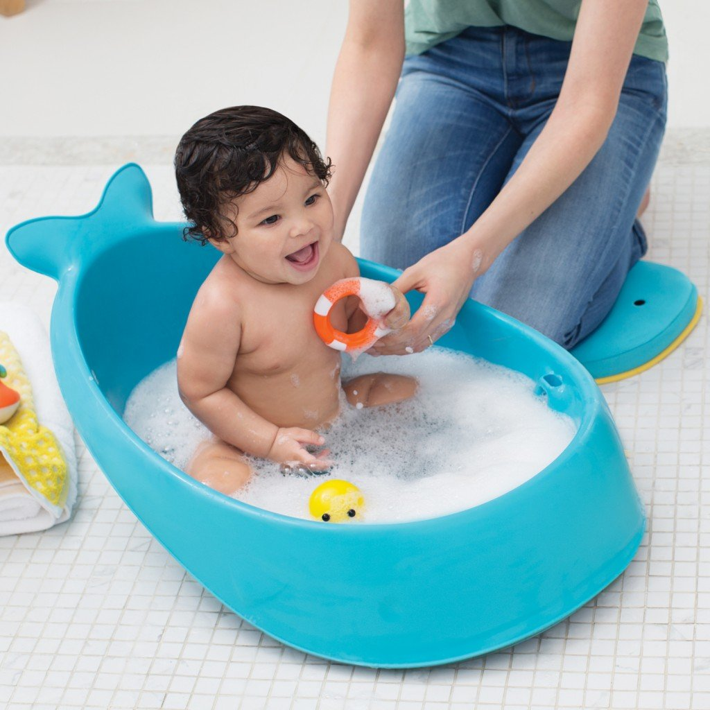 Skip Hop Moby Smart Sling 3-in-1 Baby Tub