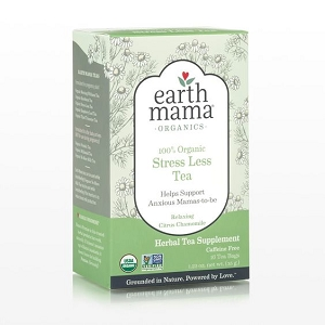 Organic Stress Less Tea