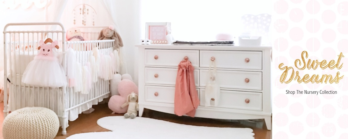 upscale baby furniture