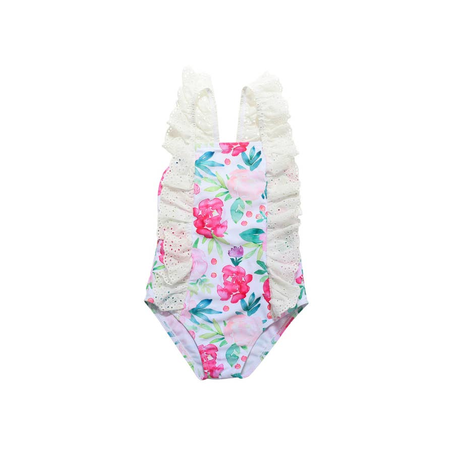 Floral Sugar One Piece