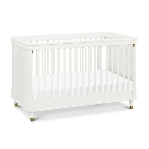 MDB Tanner 3 in 1 Crib - Warm White