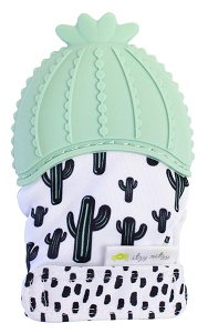 Teething Mitt - Cactus