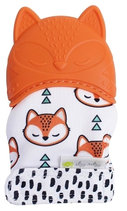 Teething Mitt - Fox