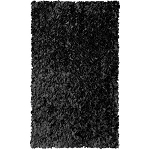 Shaggy Raggy Rug - Black