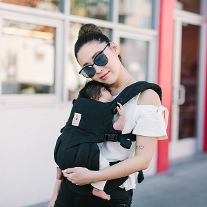Ergo Omni 360 Baby Carrier - Pure Black