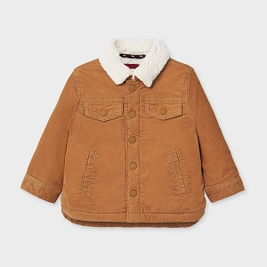 Almond Corduroy Jacket