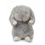 Wee Bloom Bunny - Gray