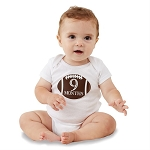Mud Pie Football Milestone Stickers