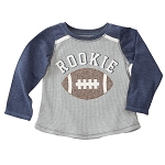 Mud Pie Football T-Shirt - Rookie