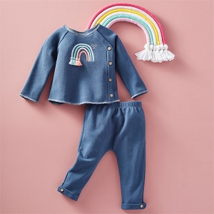 Rainbow 2 Piece Set