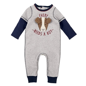 Mud Pie Puppy One Piece