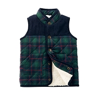 Mud Pie Blackwatch Vest