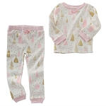 Mud Pie Season to Sparkle Pajama Set
