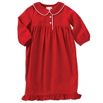 Mud Pie Holiday Red Nightgown