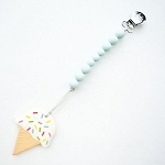 Ice Cream Teether - Mint