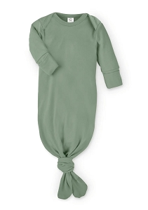 Organic Baby Thyme Infant Gown