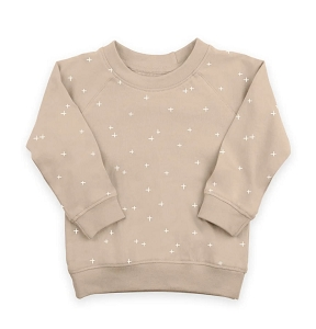 Clay Plus Organic Pullover Sweatshirt
