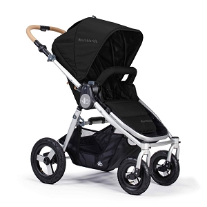 Bumbleride Era Stroller - Silver Black (BOUTIQUE EXCLUSIVE!)
