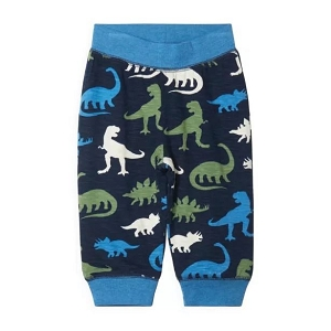 Hatley Reversible Joggers - Silhouette Dinos