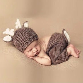 Baby Deer Newborn Set
