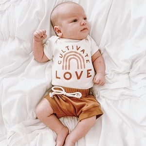 Cultivate Love Onesie