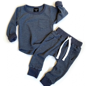 Thermal Top - Navy